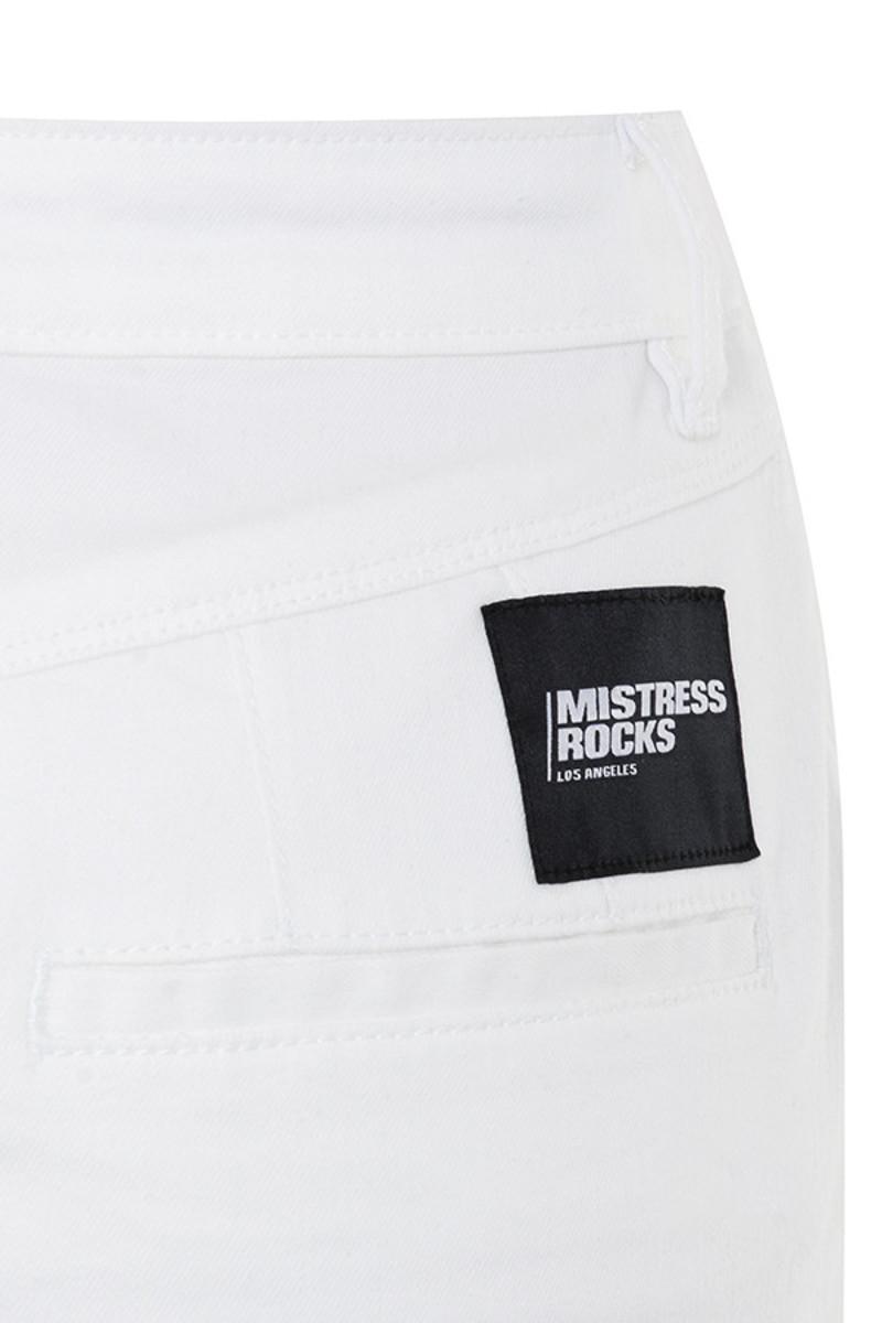 white heads up skirt