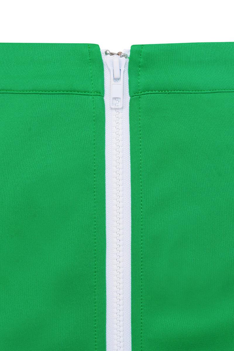 green home stretch skirt