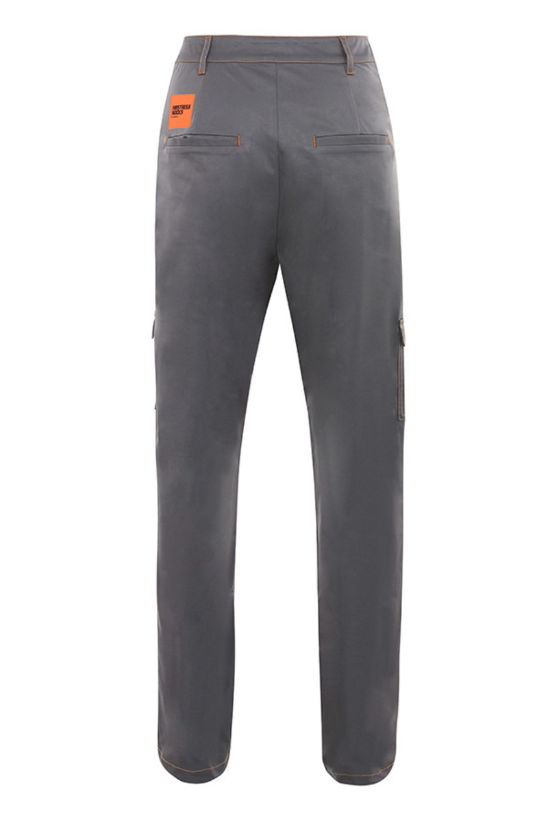 homeward trousers in grey