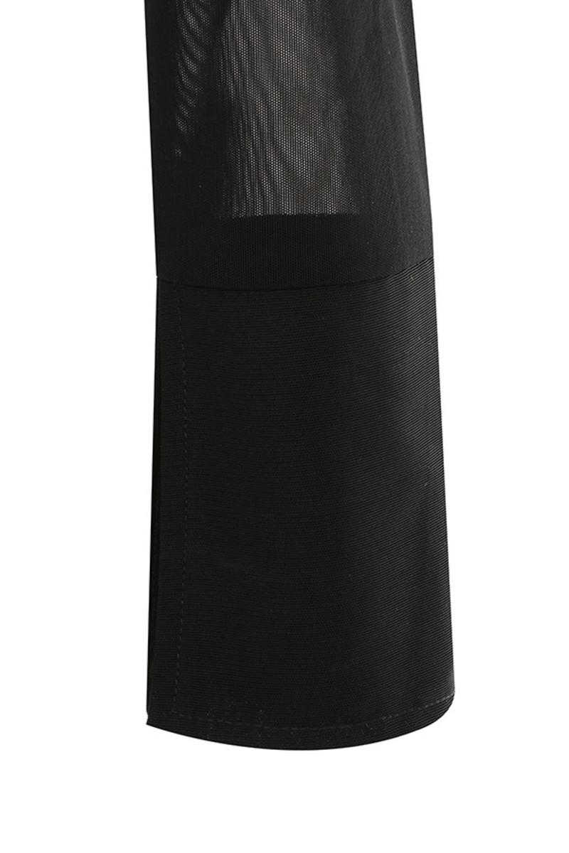 black specialist top