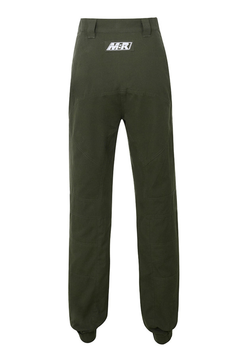 spirit trousers in dark grey