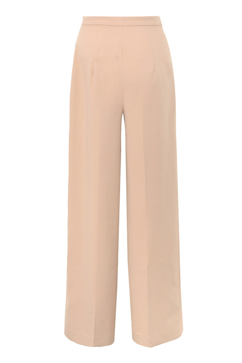 touch base trousers in tan