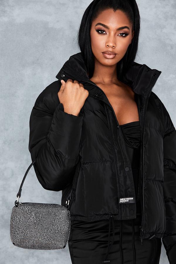 Ripley Crystal Top Handle Mini Bag