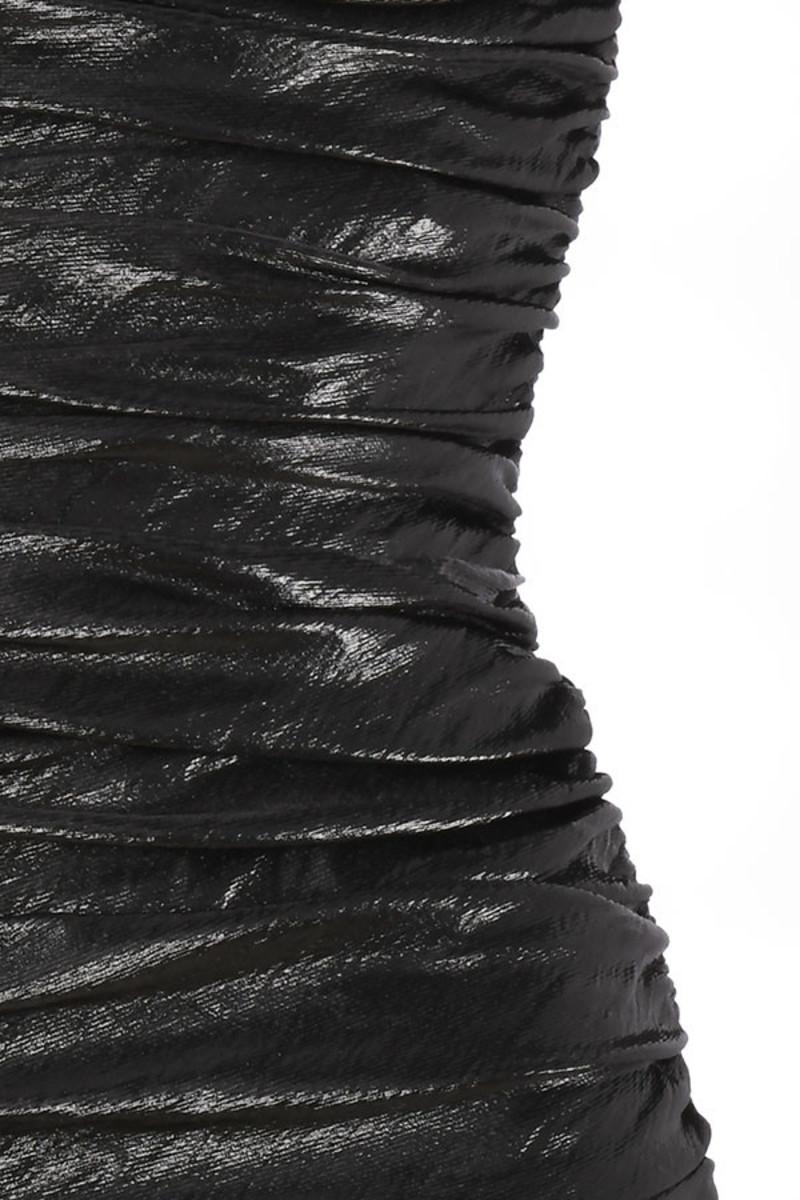 black VIP dress
