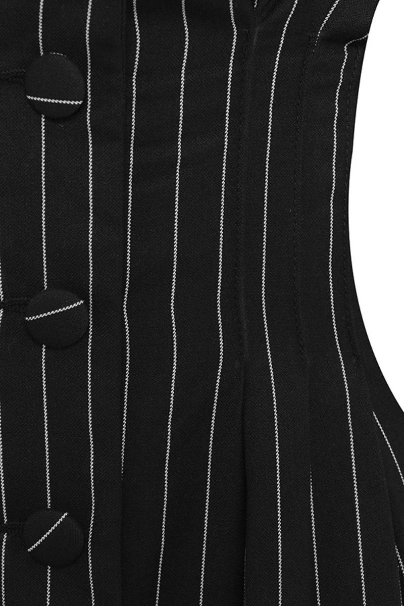 black make it quick dress