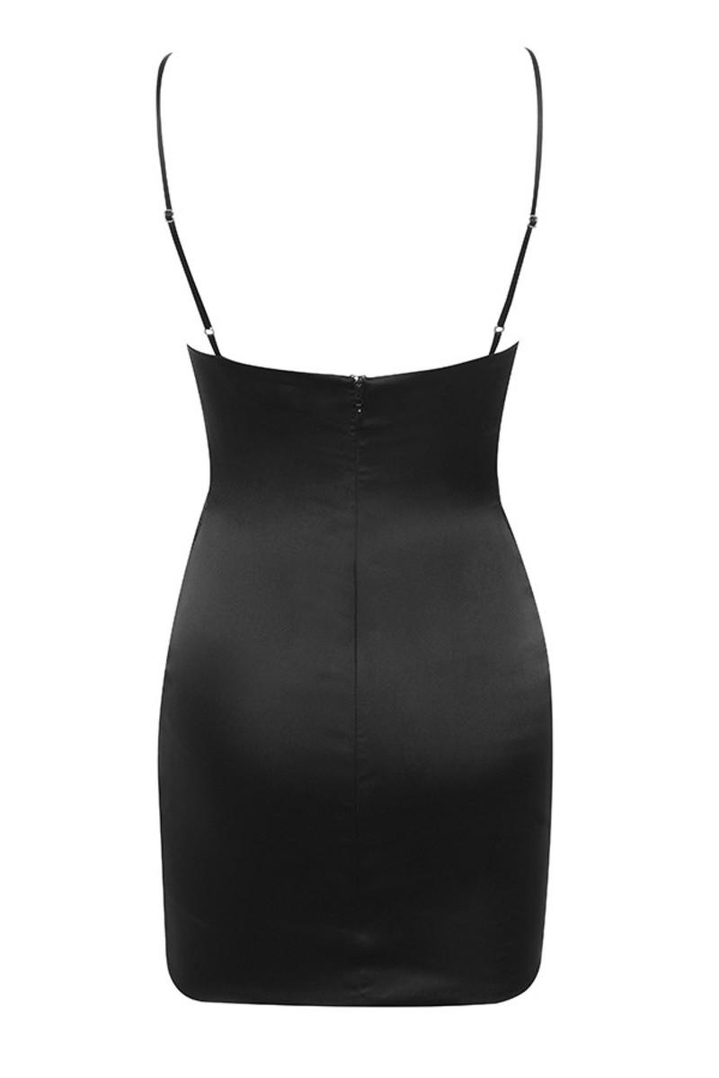 oh hi dress in black