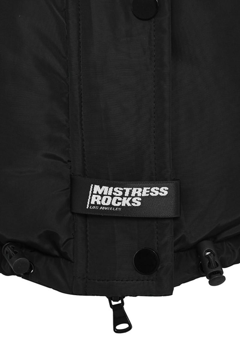 black slalom jacket