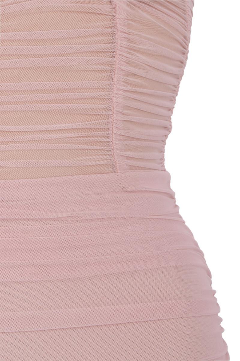 pink good life dress