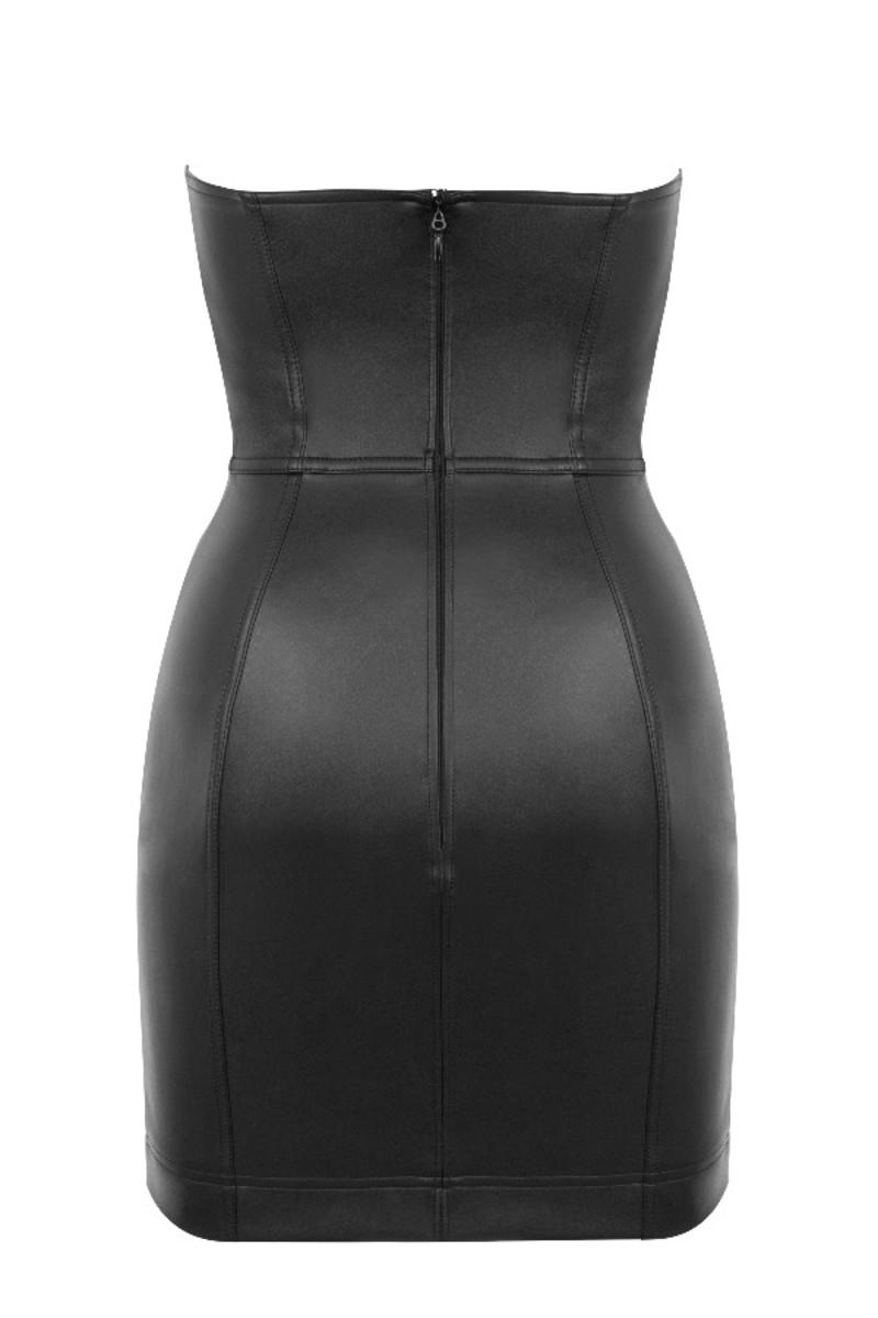 fire away dress in black