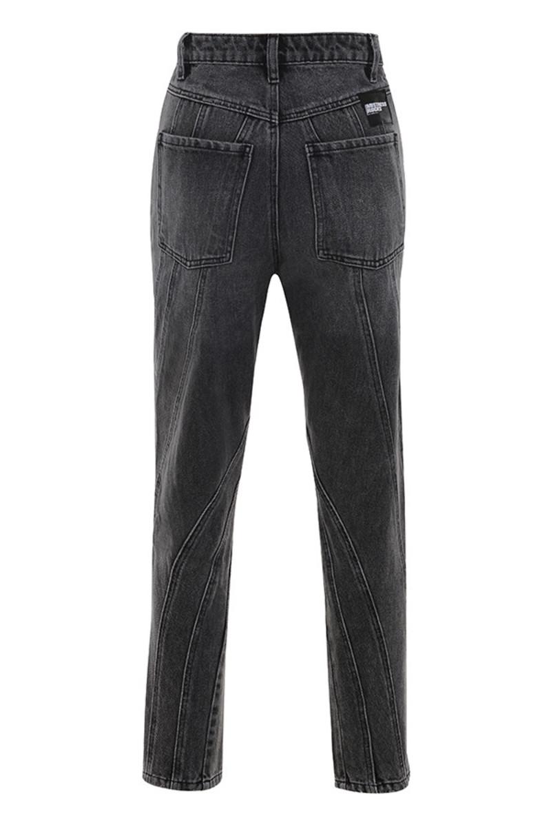 dawn black jeans