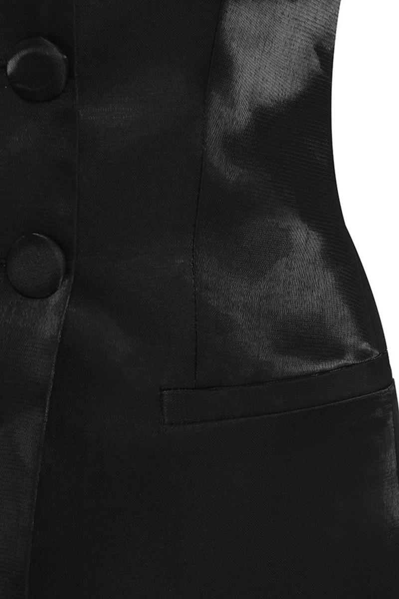 black serenity dress