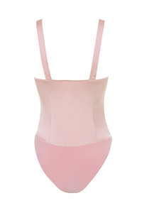 play nice bodysuit in pink
