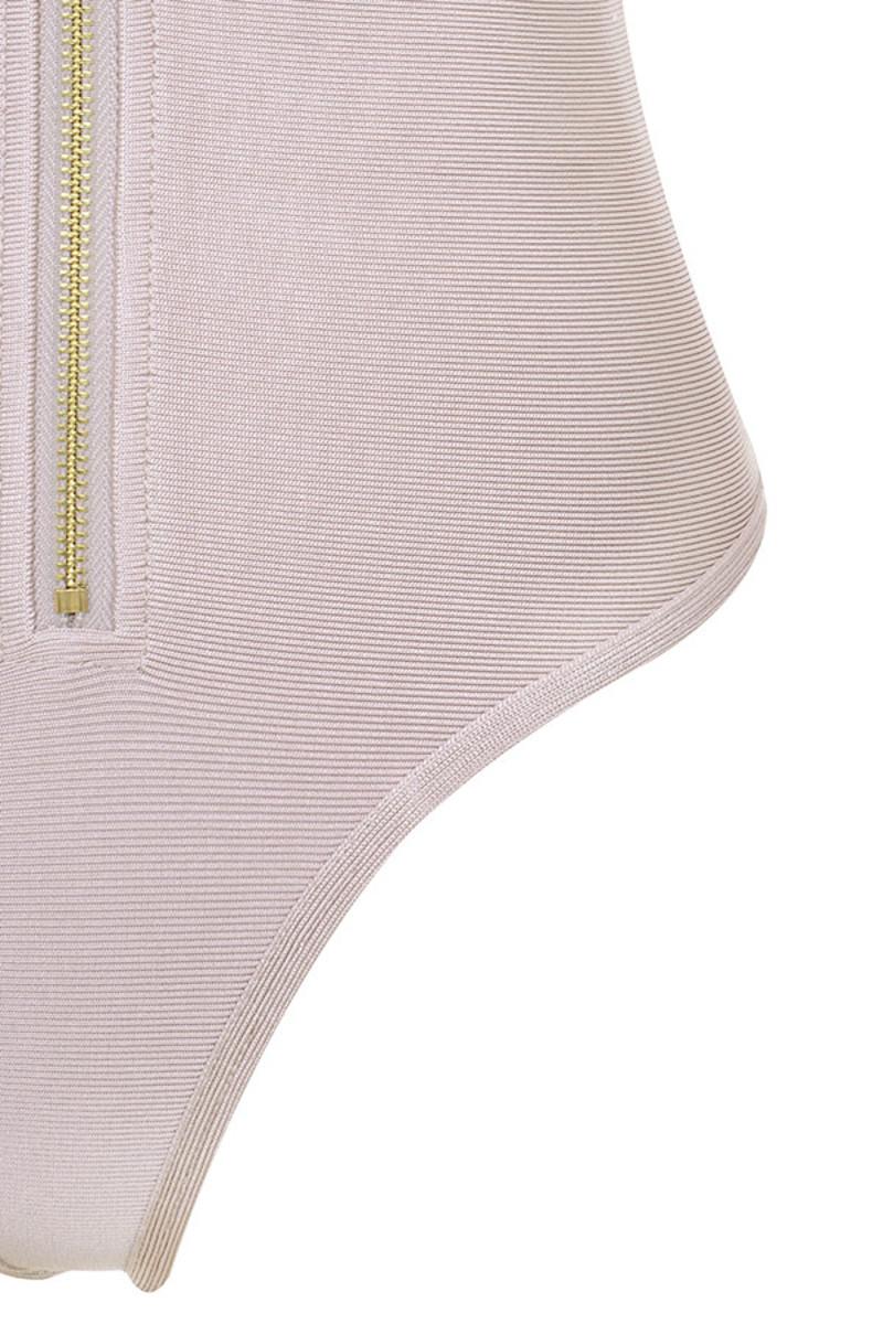 lilac babycakes bodysuit
