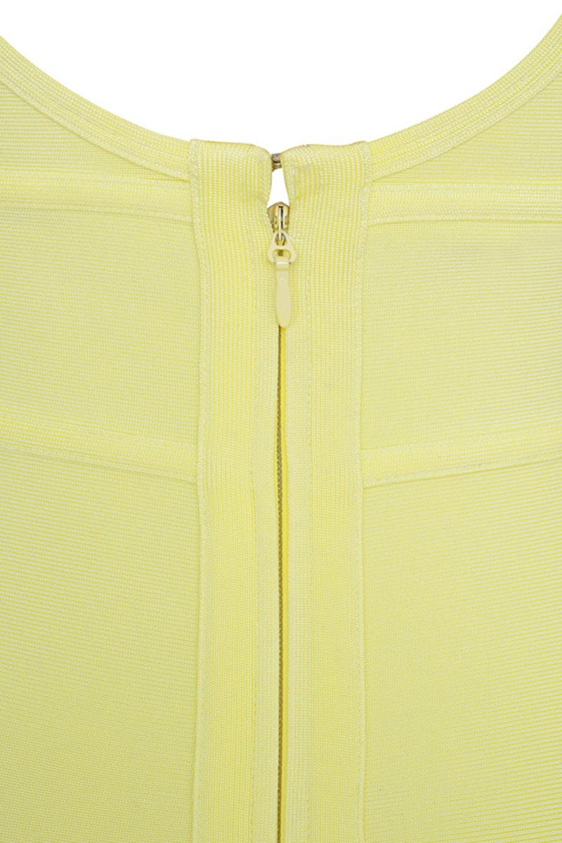 firelight yellow dress