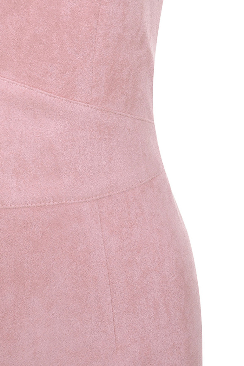 pink boiling point dress