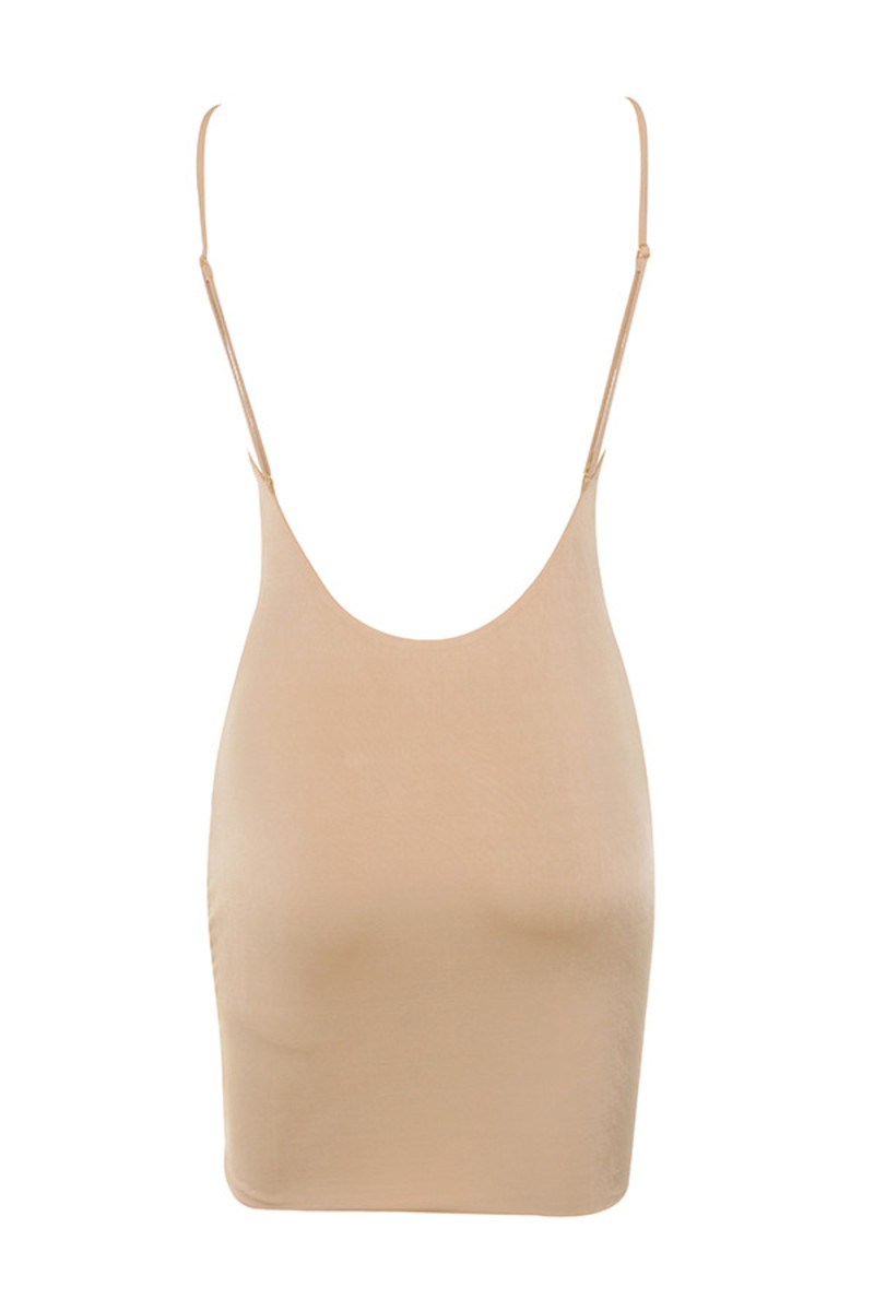cosmopolitan dress in nude