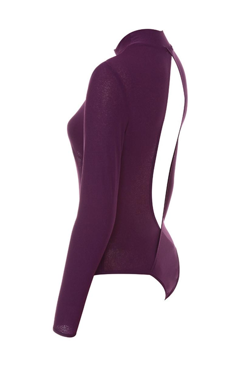 guilty in purple