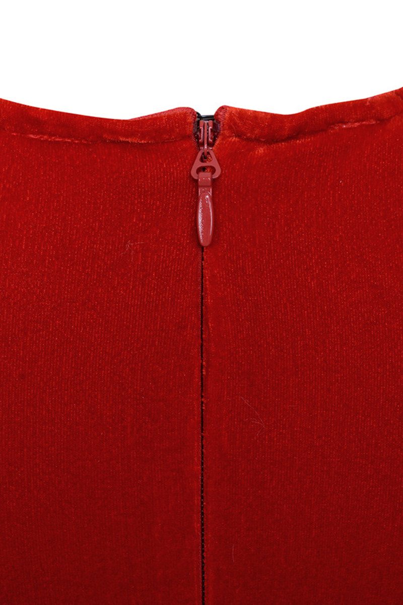 hotspot red maxi