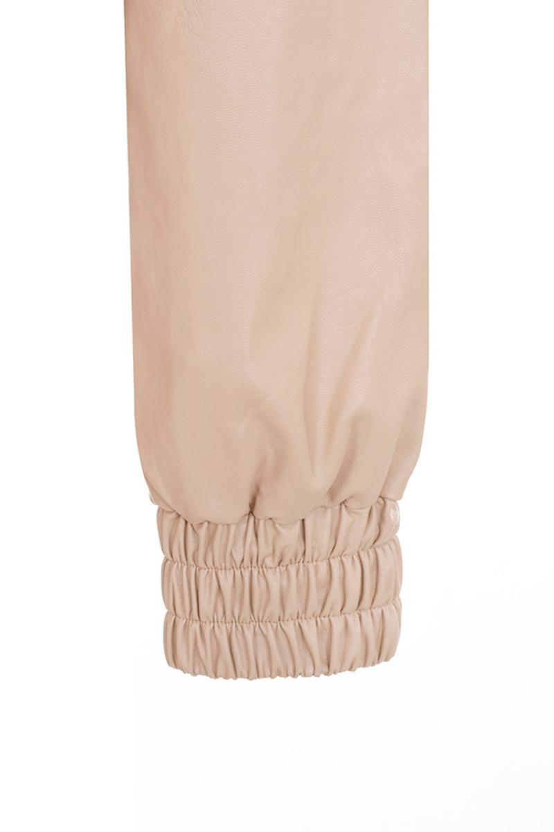cascade nude jacket