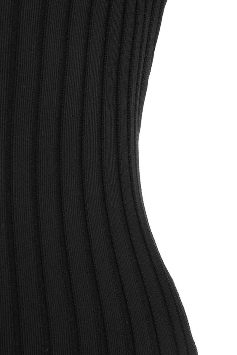 black conjurer dress