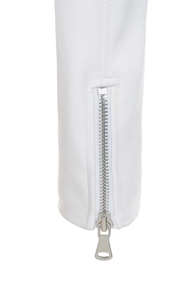 enamoured white jacket