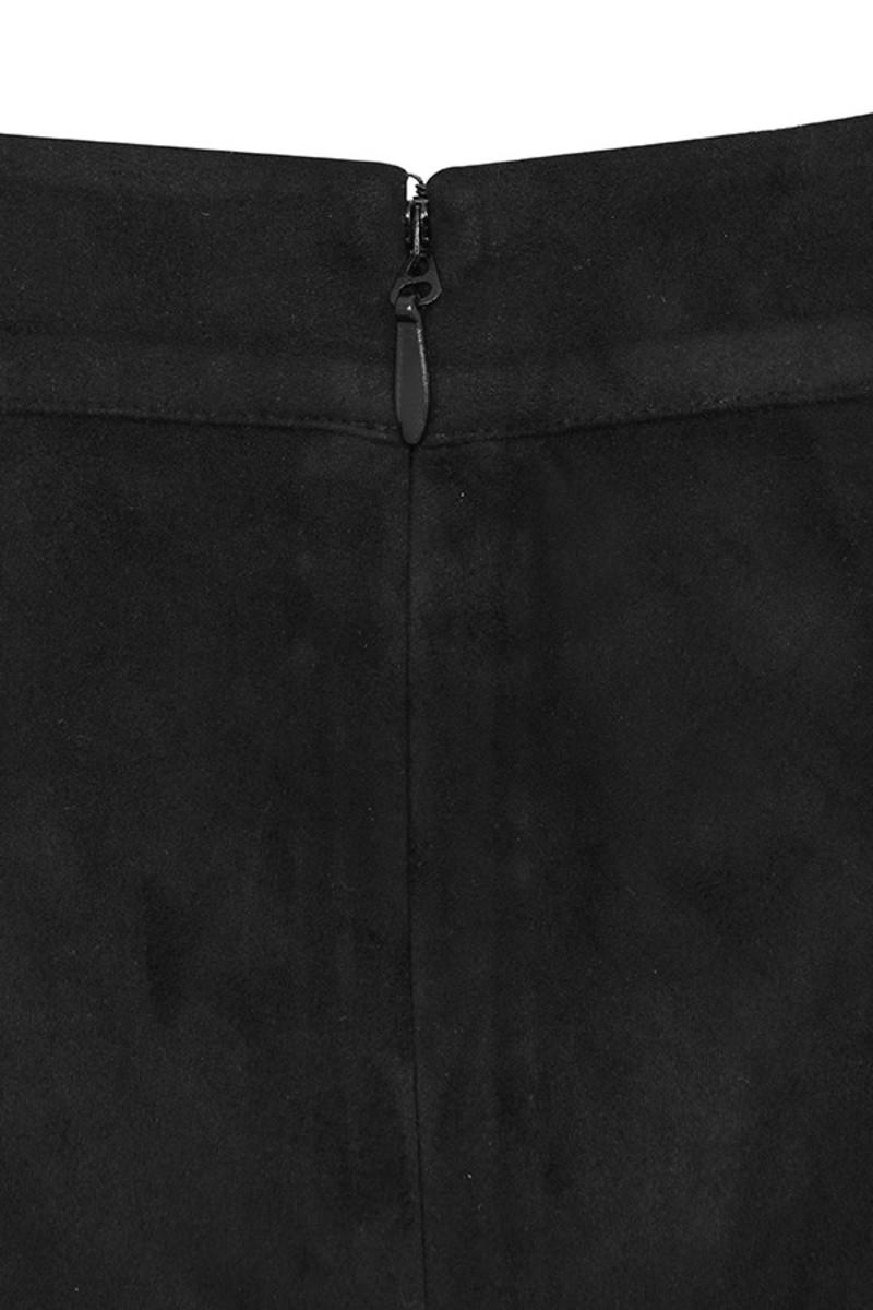 black master skirt