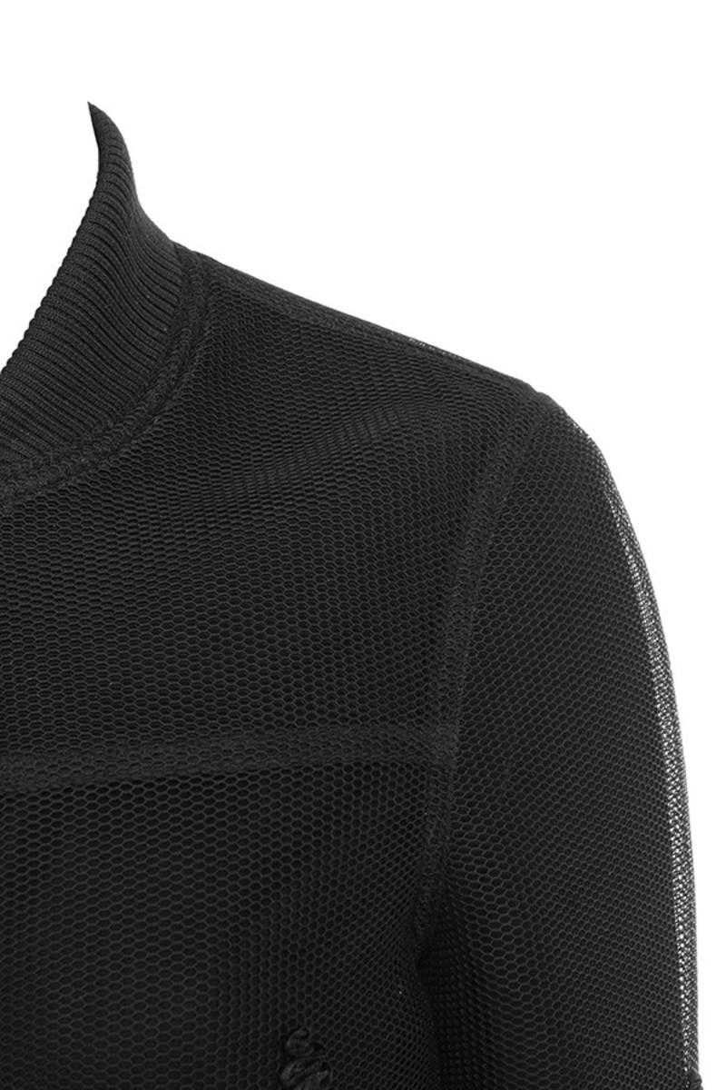 black supersonic jacket