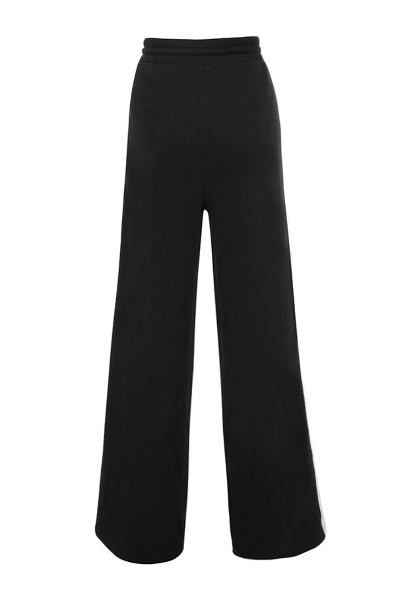 casino pants n black