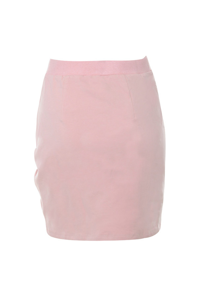 sinful skirt in pink