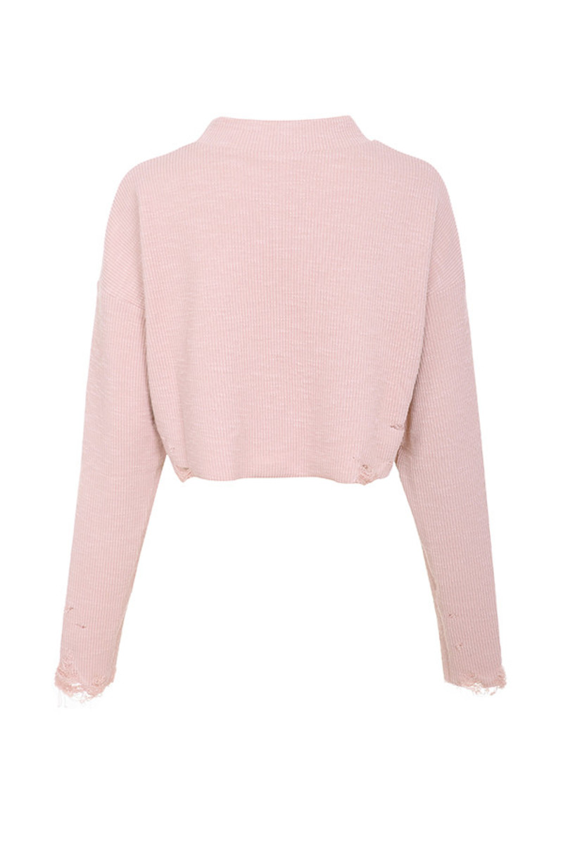 trust top in blush