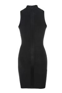 radiant dress in black