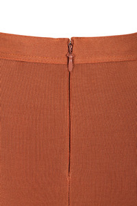 tan timeless skirt