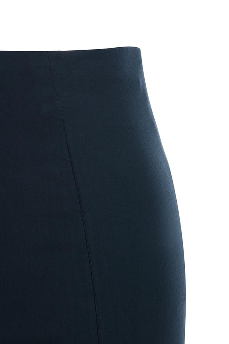 navy at ease skirt