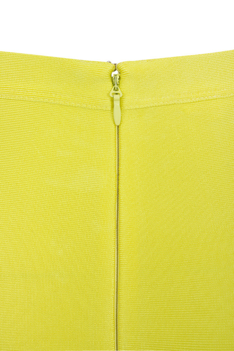 yellow boss baby skirt