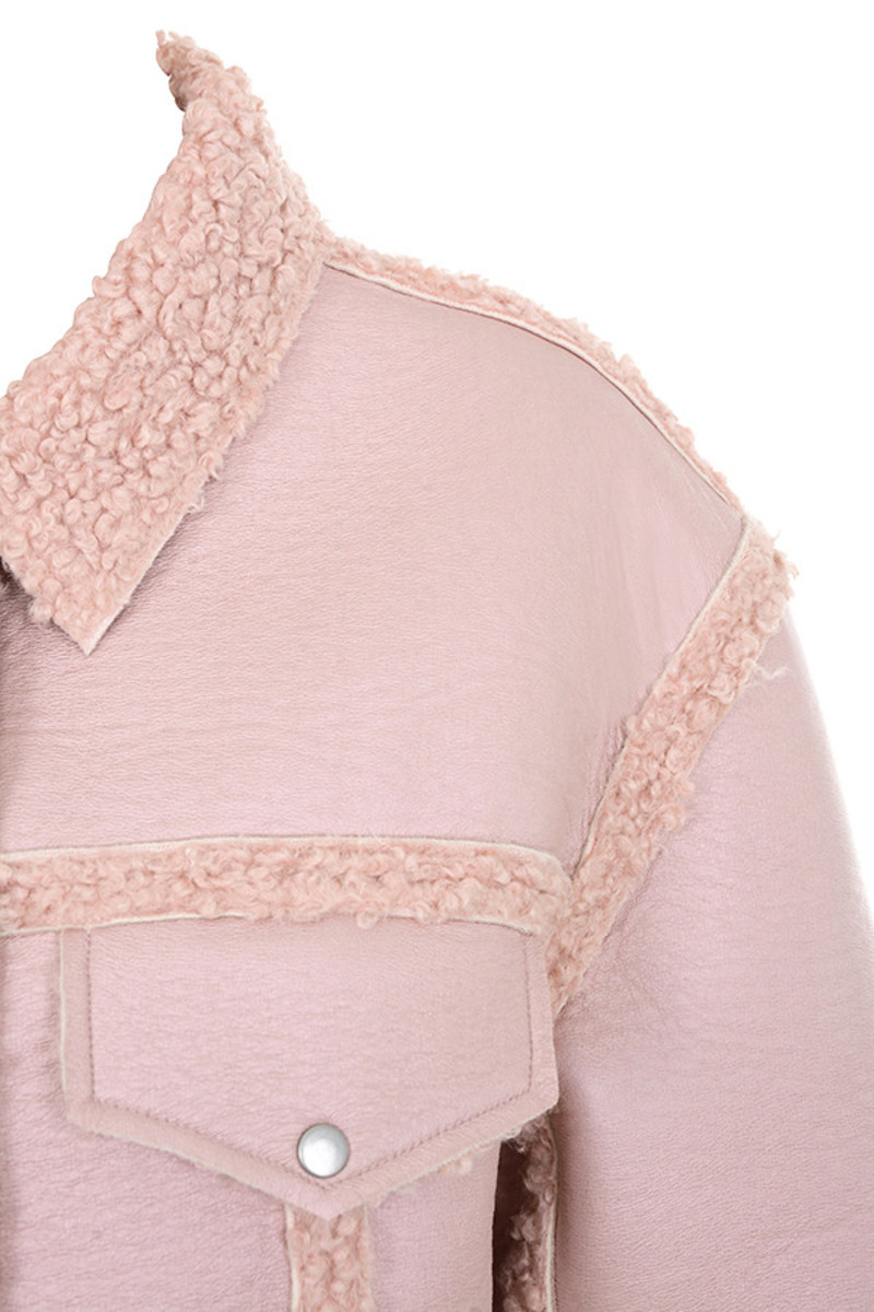 pink immortal jacket