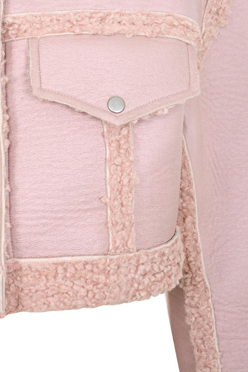 immortal pink jacket