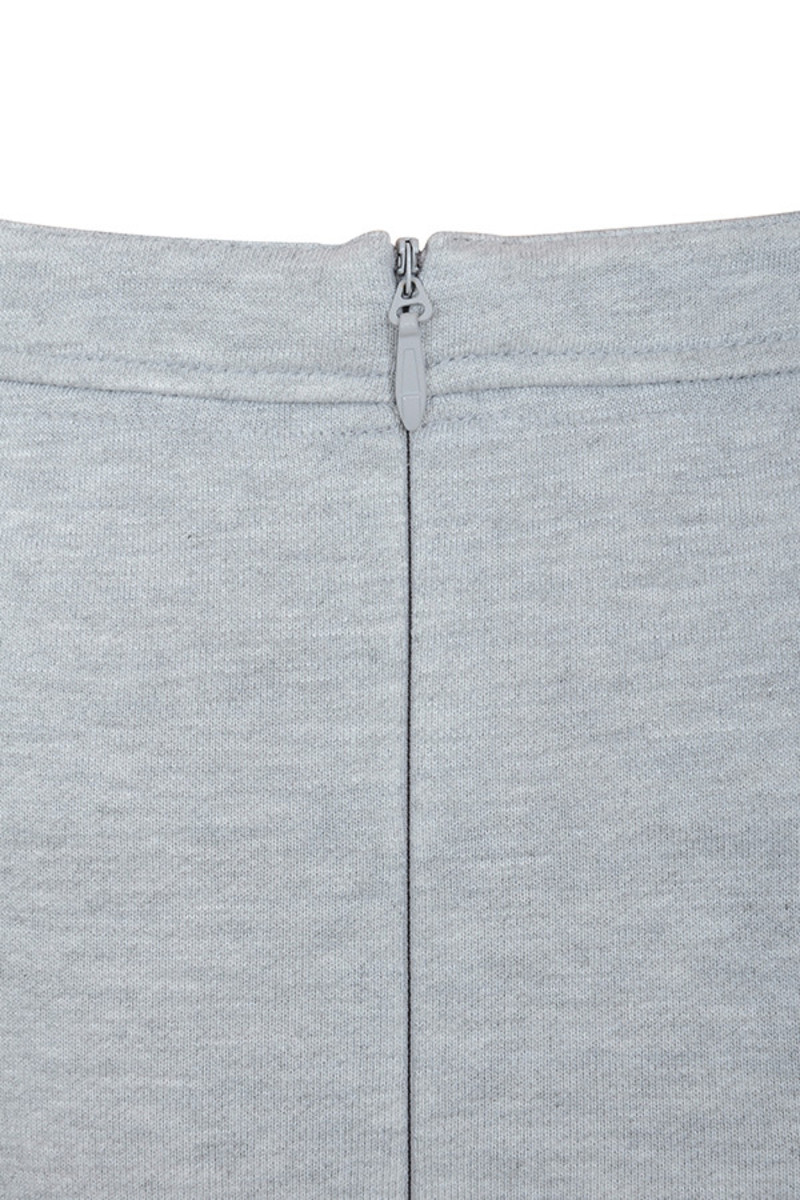 grey merci skirt