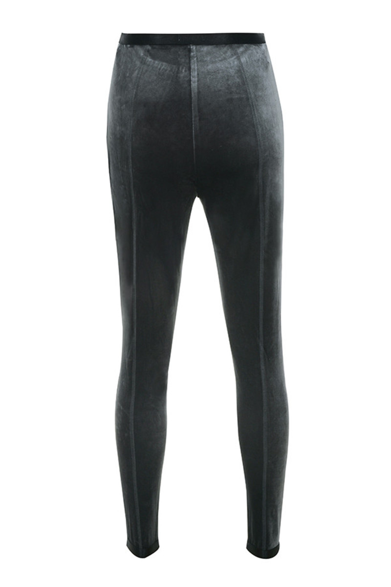 radical trousers in black