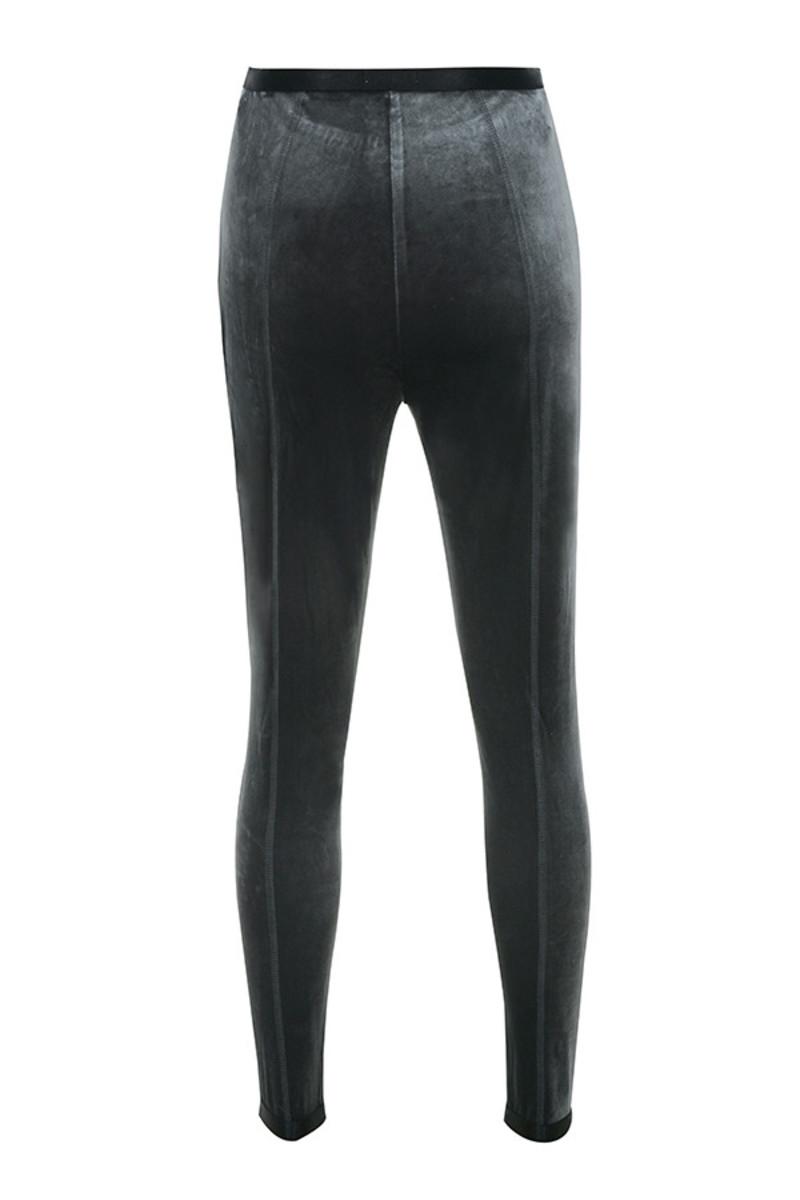 radical trousers in black