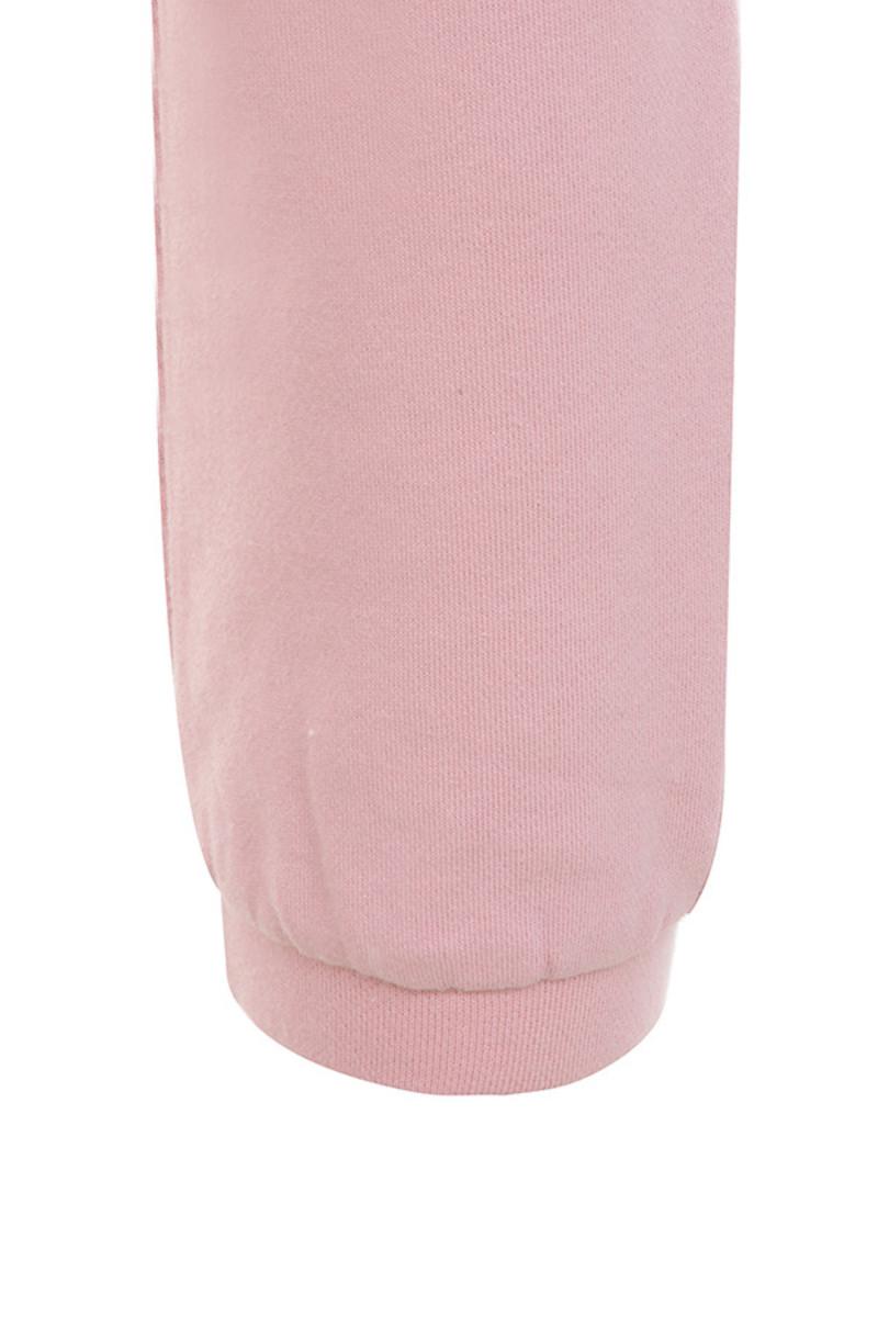 pink saint jogger