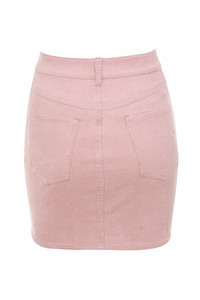 be seen skirt in pink