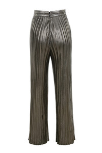 shimmy trousers in pewter