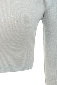 grey sway top
