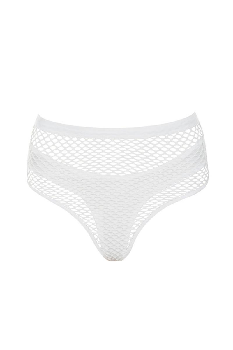 scorher white swimsuit