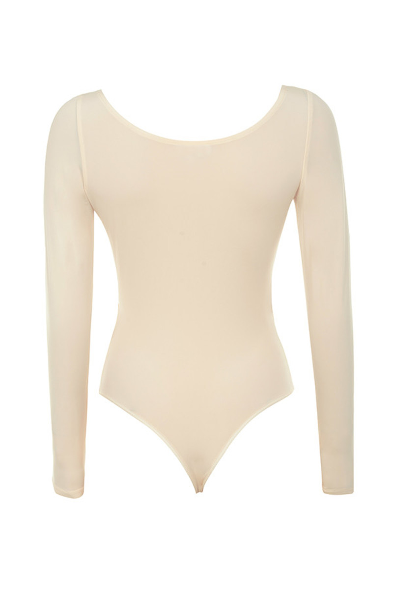 angelic top in nude