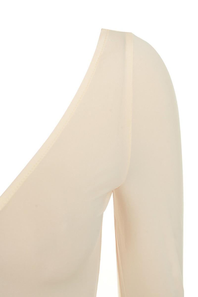 angelic bodysuit in nude