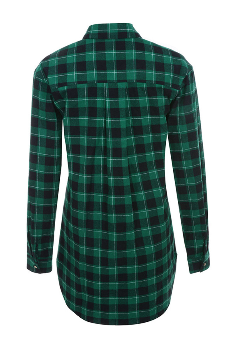 artistry shirt in green