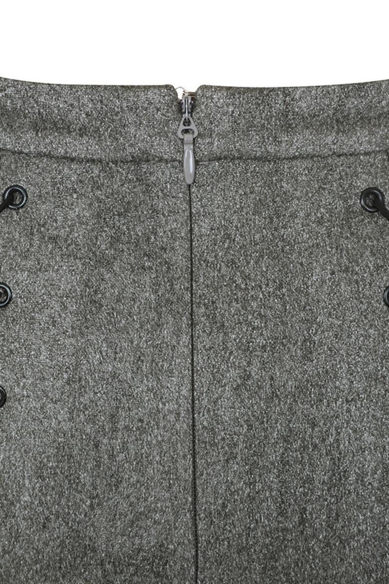 grey liberty skirt