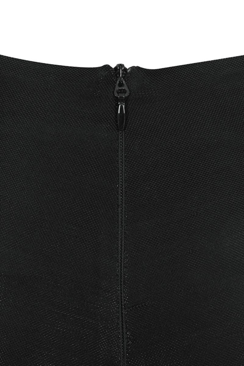 magic black trousers