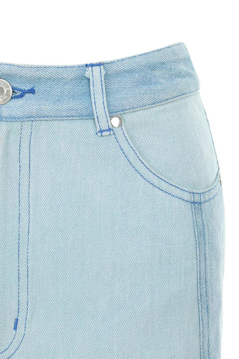pretence blue skirt